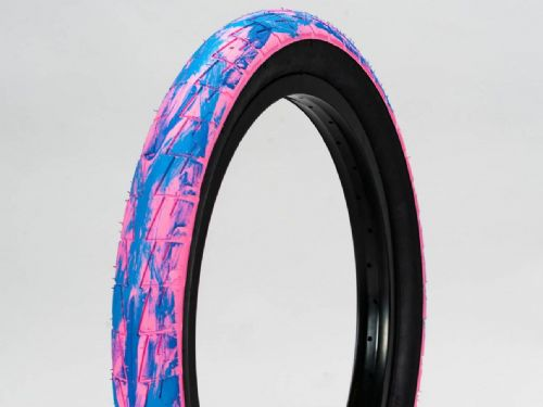 "Lagos Crawler (Pair) 20"" Pink Blue Marble with Blackwall"